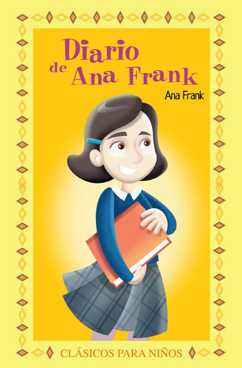 7749 Diario De Ana Frank Libro D Lectura Colección Clásicos P Niños Mayoreo Didáctico